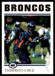 2004 Topps #369  Triandos Luke  Front Thumbnail