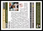 2005 Topps Update #114   -  Alex Rodriguez  Highlights Back Thumbnail