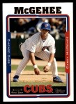 2005 Topps Update #227  Casey McGehee   Front Thumbnail