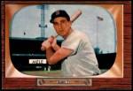 1955 Bowman #147  Sam Mele  Front Thumbnail