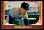 1955 Bowman #138  Davey Williams  Front Thumbnail