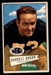 1952 Bowman Small #118  Darrell Hogan  Front Thumbnail