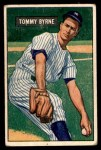 1951 Bowman #73  Tommy Byrne  Front Thumbnail