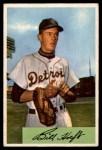 1954 Bowman #167  Billy Hoeft  Front Thumbnail