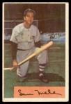 1954 Bowman #22 OF Sam Mele  Front Thumbnail
