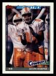1991 Topps #375  Alvin Harper  Front Thumbnail