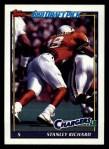 1991 Topps #417  Stanley Richard  Front Thumbnail