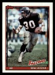 1991 Topps #572  Mike Rozier  Front Thumbnail