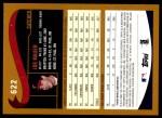 2002 Topps #622  Joe Mauer  Back Thumbnail