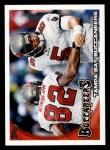 2010 Topps #56   -  Josh Freeman / Kellen Winslow Buccaneers Team Front Thumbnail