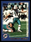 2000 Topps #14  Olindo Mare  Front Thumbnail