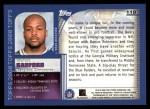 2000 Topps #119   -  Selucio Sanford Eminant Prestige Back Thumbnail
