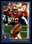 2000 Topps #206  Lance Schulters  Front Thumbnail