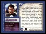 2000 Topps #344   -  Scott Milanovich Eminant Prestige Back Thumbnail