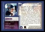 2000 Topps #356   -  Jim Kubiak Eminant Prestige Back Thumbnail
