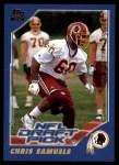 2000 Topps #363  Chris Samuels  Front Thumbnail