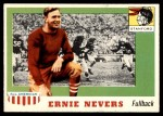 1955 Topps #56  Ernie Nevers    Front Thumbnail