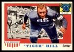 1955 Topps #60  Dan Tiger Hill  Front Thumbnail