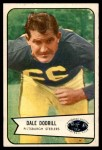 1954 Bowman #81  Dale Dodrill  Front Thumbnail