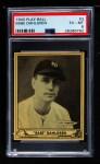1940 Play Ball #3  Babe Dahlgren  Front Thumbnail