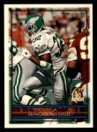 1996 Topps #120  Ricky Watters  Front Thumbnail