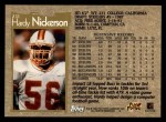 1996 Topps #231  Hardy Nickerson  Back Thumbnail
