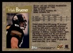1996 Topps #273  Mark Bruener  Back Thumbnail