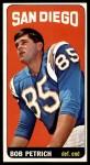 1965 Topps #170  Bob Petrich  Front Thumbnail