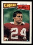 1987 Topps #333  Ron Wolfley  Front Thumbnail