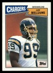 1987 Topps #346  Lee Williams  Front Thumbnail