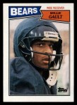 1987 Topps #48  Willie Gault  Front Thumbnail