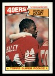 1987 Topps #125  Charles Haley  Front Thumbnail
