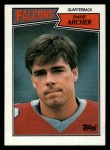1987 Topps #249  David Archer  Front Thumbnail