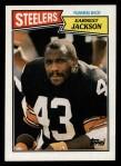 1987 Topps #285  Earnest Jackson  Front Thumbnail