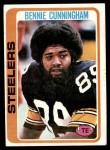 1978 Topps #371  Bennie Cunningham  Front Thumbnail