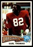 1975 Topps #487  Earl Thomas  Front Thumbnail