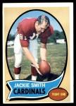 1970 Topps #225  Jackie Smith  Front Thumbnail