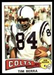 1975 Topps #301  Tim Berra  Front Thumbnail
