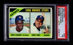 1966 Topps #596   -  Nate Colbert / Greg Sims Astros Rookies Front Thumbnail