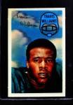 1970 Kellogg's #5  Travis Williams  Front Thumbnail