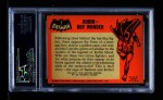 1966 Topps Batman Black Bat #2   Robin - Boy Wonder Back Thumbnail