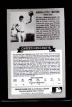 1972 Kellogg All Time Greats #8  Pie Traynor  Back Thumbnail