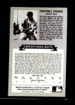 1972 Kellogg All Time Greats #11  Tris Speaker  Back Thumbnail