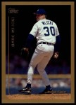 1999 Topps Traded #112 T Dave Mlicki  Front Thumbnail