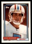 1992 Topps #715  Bucky Richardson  Front Thumbnail