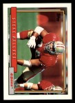 1992 Topps #57  Steve Wallace  Front Thumbnail