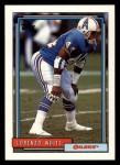 1992 Topps #99  Lorenzo White  Front Thumbnail