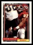 1992 Topps #134  Kevin Porter  Front Thumbnail