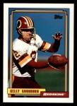 1992 Topps #151  Kelly Goodburn  Front Thumbnail