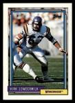 1992 Topps #290  Kirk Lowdermilk  Front Thumbnail